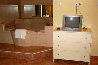 budapesti szállodai szoba jacuzzival