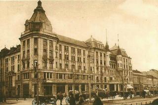 Aranybika Szálló Debrecen