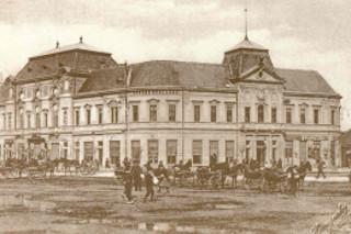 Korona Szálló Nyíregyháza