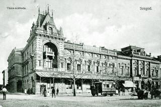 Tisza Szálló Szeged