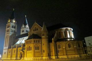 Magyarok Nagyasszonya Társszékesegyház