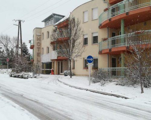 Téli feltöltődés, kiruccanás Pécsre