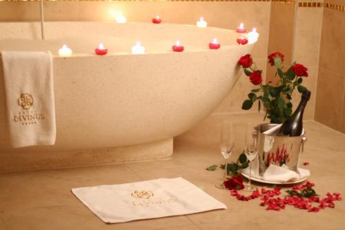 Romantikus lazítás