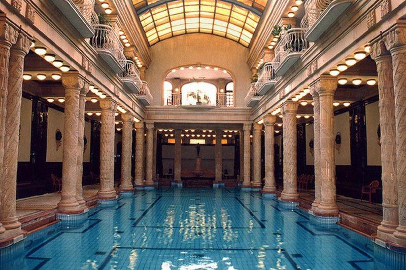 Danubius Hotel Gellért - Budapest