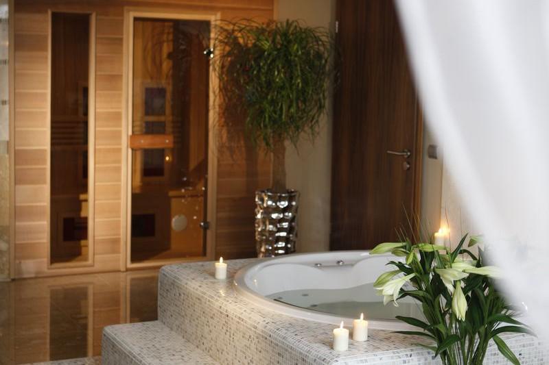 saját szauna a lakosztályban - Spirit Hotel Thermal Spa - Sárvár