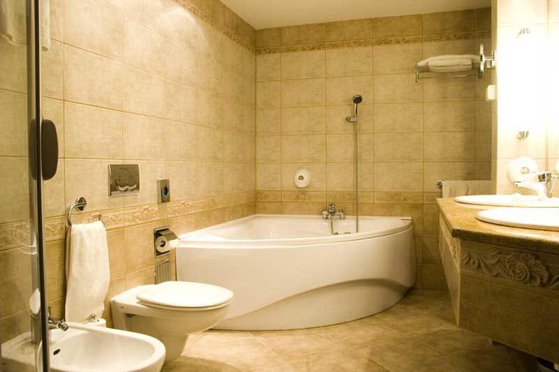 deluxe lakosztály jacuzzival - Hotel Silvanus **** Visegrád