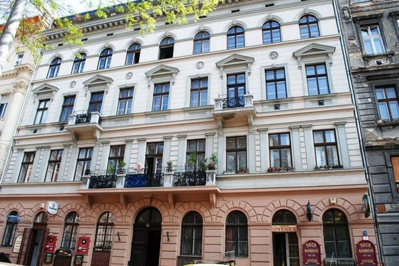 Silver Hotel Budapest City Center ***