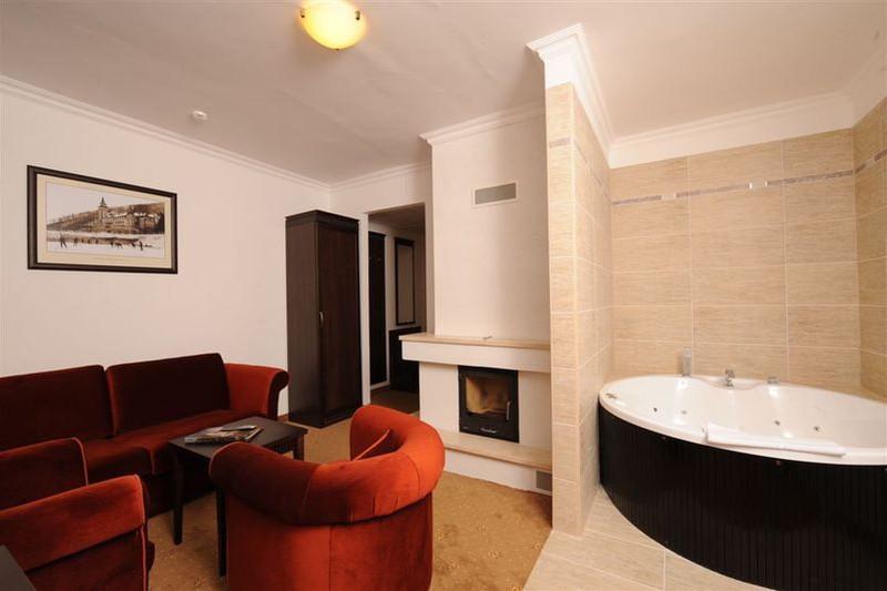 jacuzzis lakosztály - Hunguest Hotel Palota **** Lillafüred